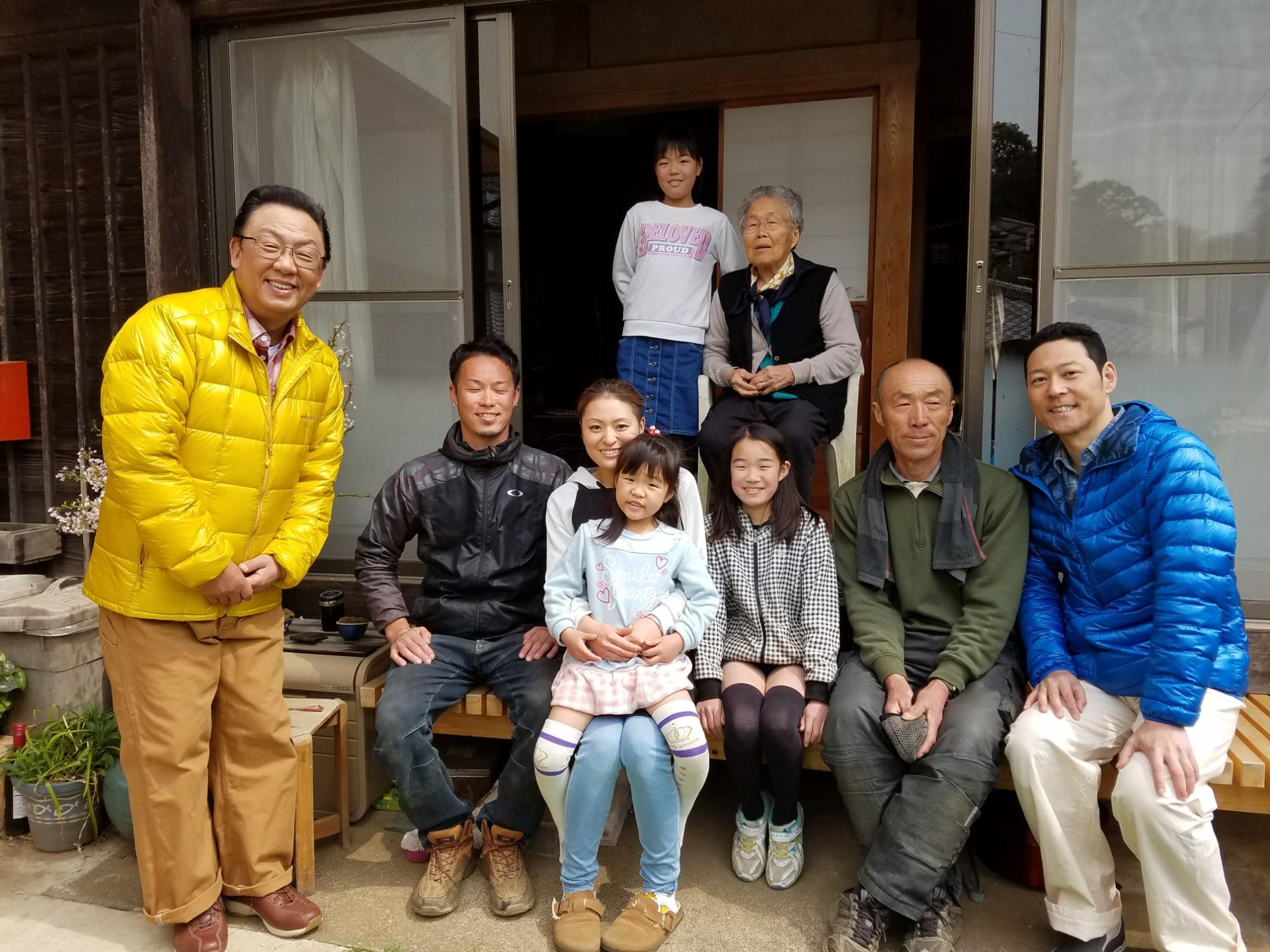「梅沢富美男と東野幸治のまんぷく農家メシ」にて出演させて頂きます。
